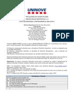 Lista Materiais Uninove 2016 (1)