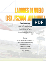 MICROSOFT+FLIGHT+SIMULATOR+TRABAJO