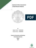 Organizational Culture Practices in Bank Resona Perdania (1)