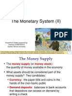 Central Bank Money Supply2017