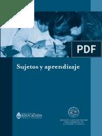 3-Ricardo Baquero - Educabilidad