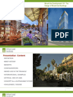 Design of Mixed Use Buildings