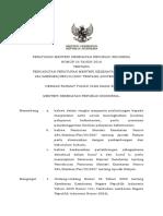 PMK No. 53 Ttg Apotek Rakyat