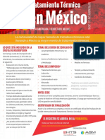 Heat Treat Mexico Sell Sheet - Spanish - Final