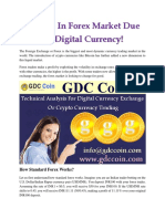 Change in Forex Market Due to Digital Currency!