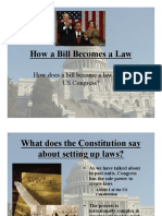 How a Bill Becomes a Law101