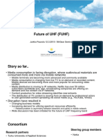 Future of Uhf