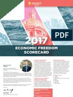 AFP-Colorado Economic Freedom Scorecard 2017