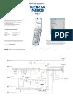 Nokia n93 Rm-55 Service Schematics