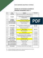 CRONOGRAMA DE ACTIVIDADES ACADÉMICAS FIIS-UNI.pdf