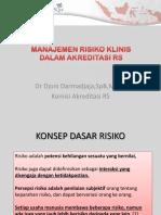 2.Manajemen Risko Klinis