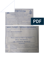Sraddha - Gayatri Seva Sadan Hitech City Branch