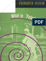 Evergreen Review Number 13 - What is Pataphysics