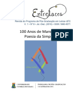 Revista Entrelaces - Dossiê Manoel de Barros