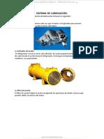 Material Sistema Lubricacion Motor Diesel Partes Componentes Funcionamiento Funciones