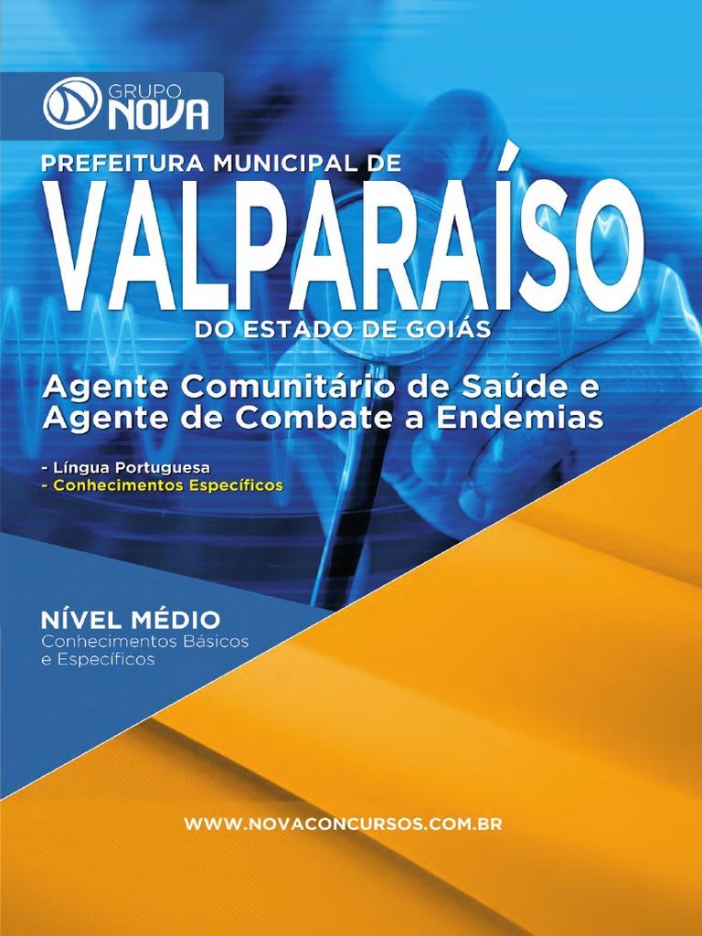 d91b849f063ae APOSTILA-Valpara So-go Agente Com de Sa de e Ag de Comb as Endemias