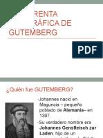 Clases Gutemberg