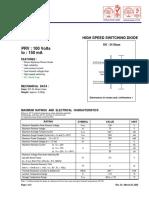Data Sheet 1N4148