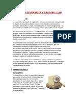 INFORME N°3 mediciones electronicas  Mestas (trazabilidad)
