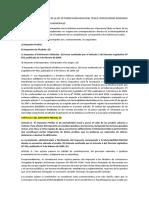Texto Único Ordenado de La Ley de Tributación Municipal Título i Disposiciones Generales