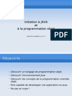 Initiation Java