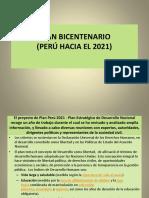 Exposicion Planiamento Plan Bicentenario 2021