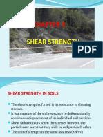 CHAPTER 3 Shear Strength