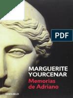 Memorias de Adriano - Marguerite Yourcenar.pdf