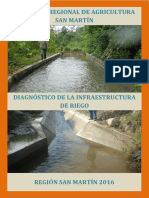 Infraestructura de Riego