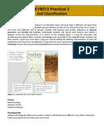 EVB212 Soil Classification Practical