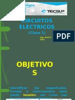 Clase 1-Circuitos Electricos