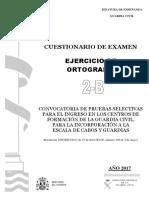ORTO-Examen-2B-08.07.2017