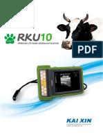 Manual de Usuario KAIXIN RKU10