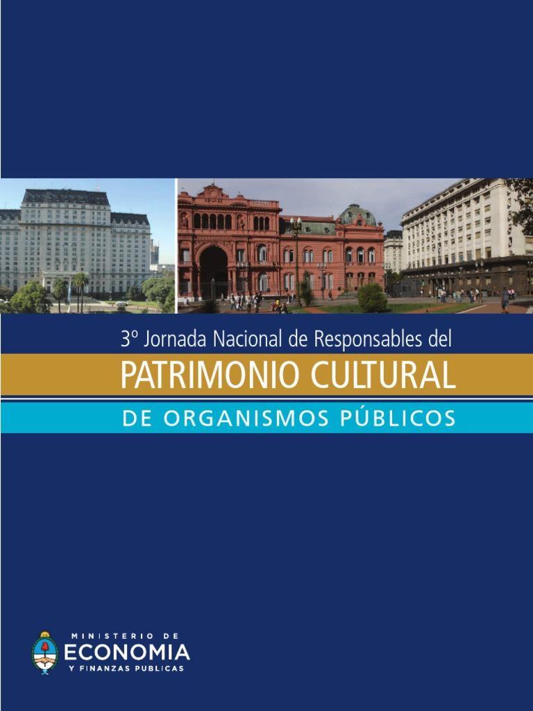 Responsables Patrimonio Cultural