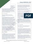 Justice Bersamin Ponencia - Remedial Law