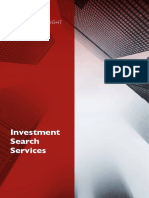 Sagar Wright - Investment Search Services