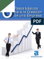 6 pasos básicos para la creación de una empresa.pdf
