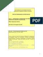 Introduccion a ingeniería de perforación en portugués