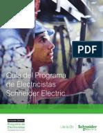 Guia 2017 Programa de Electricistas Schneider Electric