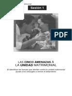 Manual Seminario Matrimonial Un Dia Para Recordar