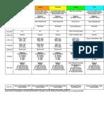 third grade schedule 2017-2018  1