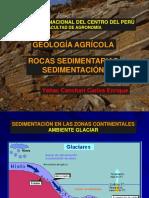 7 Rocas Sedimentarias (Sedimentación)