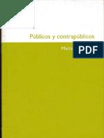 Públicos y Contrapúblicos-Michael Warner.pdf