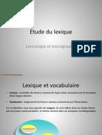 01-lexicologie