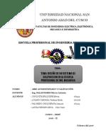 Informe CALEFACCIÓN - Aire Acondionado