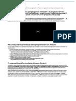 (ArduQuest) Proyecto de ejemplo para la iniciación a la programación en Arduino con programación por bloques (Scratch) y por código - Sitio Web de Javier García Escobedo (javiergarciaescobedo.pdf