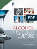Alcohol in Pop Cult Rachel
