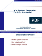 System GeneratorVladimirPoucki