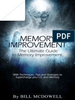 Memory_ The Ultimate Guide to M - Bill McDowell.epub