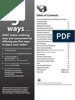 ASNT Catalogue